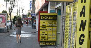 schimbul valutar