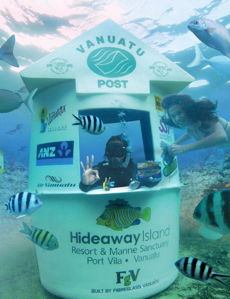 Hideaway, Vanuatu
