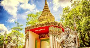 temple din Bangkok